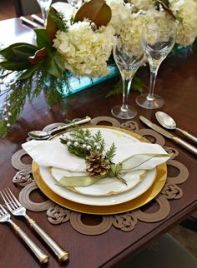 Simply Elegant & Traditional via Pinterest
