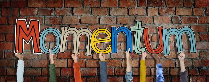 Creating Momentum Image - shutterstock_252819610